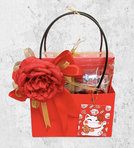 CNY 2021 Hamper | Spring Galore Gift Bag 2021 | New Year 2021 Gift Pack