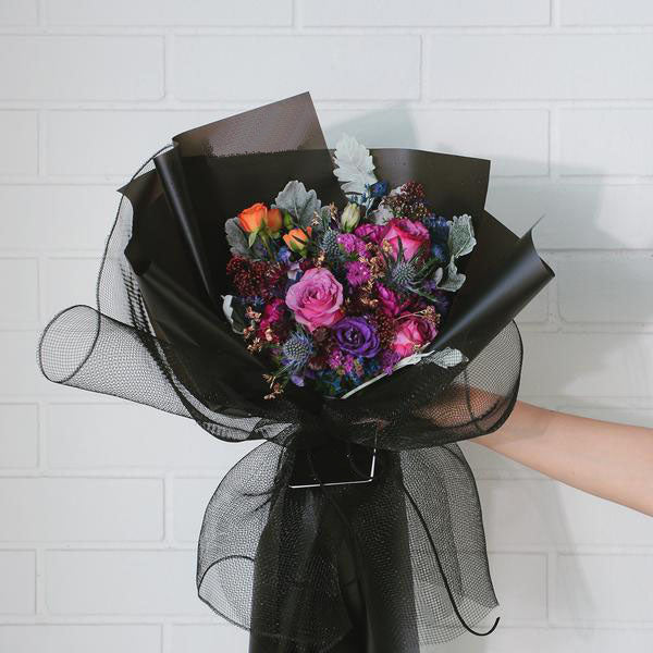 Clair de Lune Flower Bouquet (Available till 30 Apr 2018)