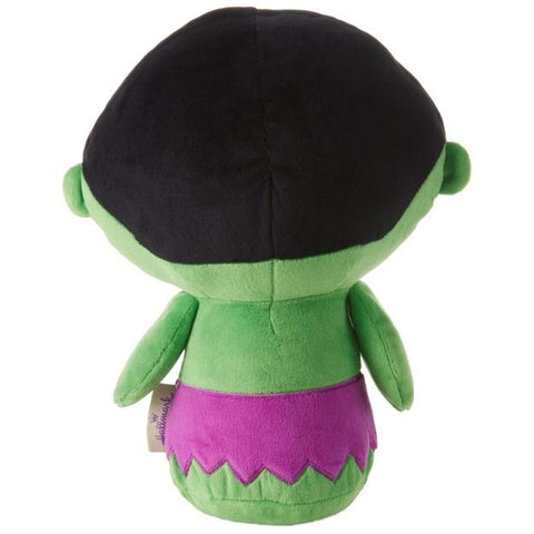 Itty Biggys® Incredible Hulk Plush Toy