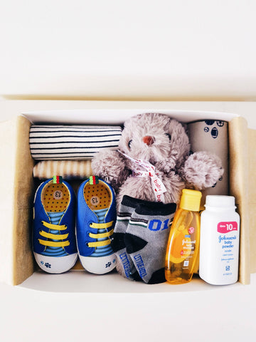Sugar Bear Gift Box (Nationwide Delivery)