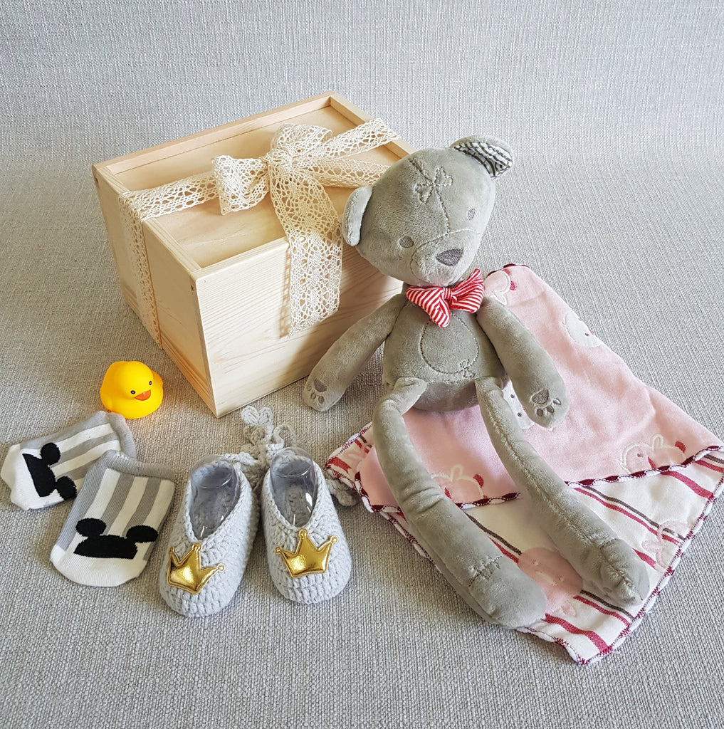 New Born Baby Gift Box - BM02 (Nationwide Delivery)