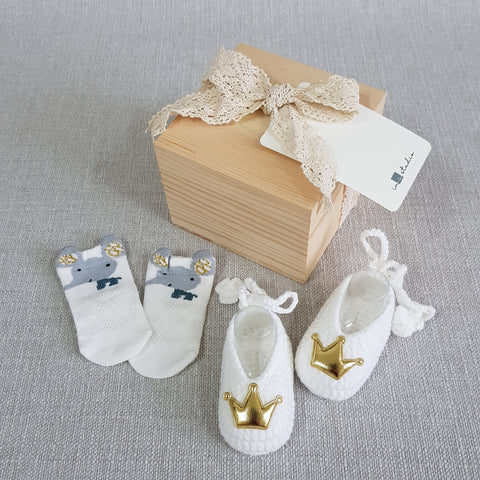 New Born Baby Gift Box - BS01 (Klang Valley Delivery)