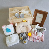 New Born Baby Gift Box - BXL01 (Klang Valley Delivery)