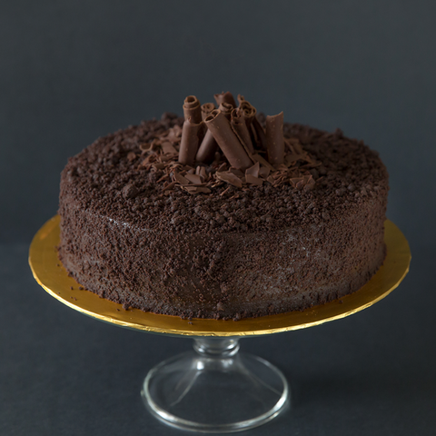 Blackout Chocolate Cake 6 inch