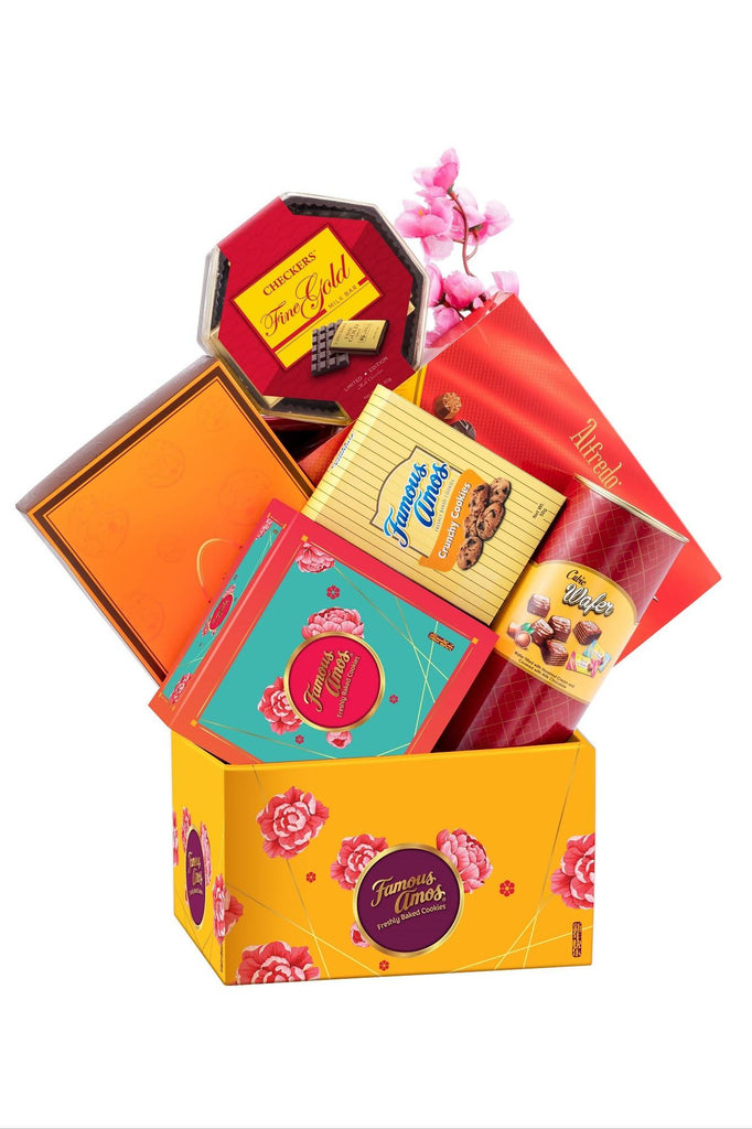 Famous Amos Chinese New Year 2019 Hamper C19-12