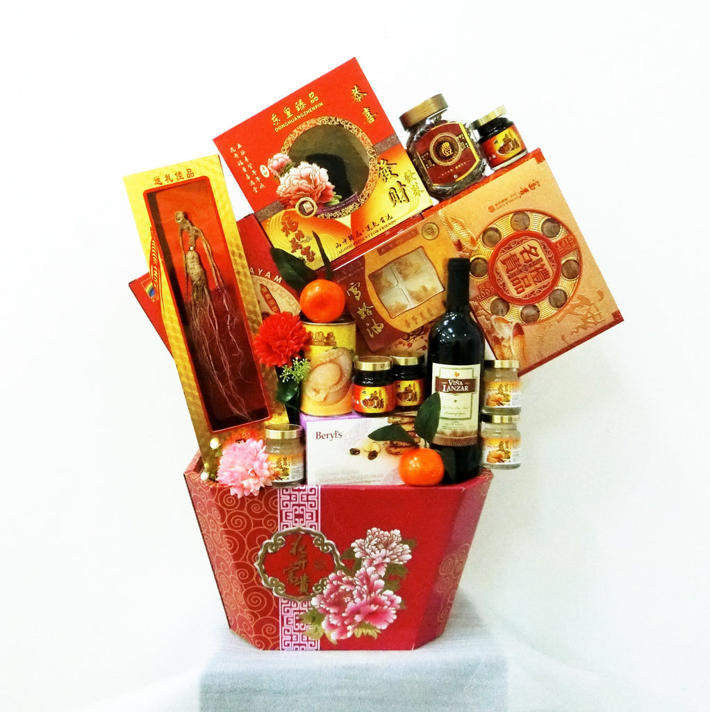 CNY Empire Hamper 398A