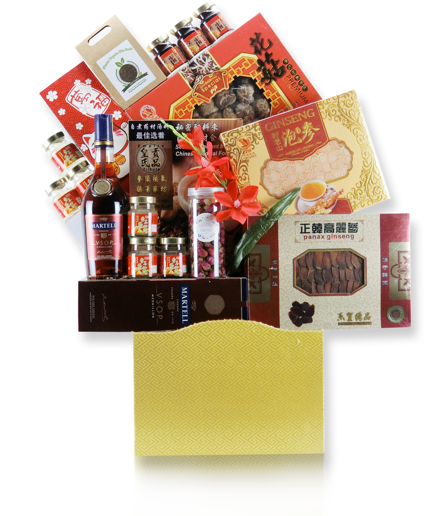 CNY Empire Hamper 468 金碧辉煌 - Chinese New Year 2019 (Free Delivery to Klang Valley)