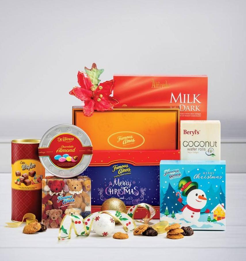 Famous Amos Christmas 2018 Hamper - 149