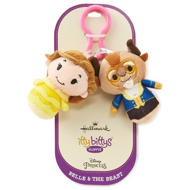 Itty Bitty® Clippy Beauty & The Beast