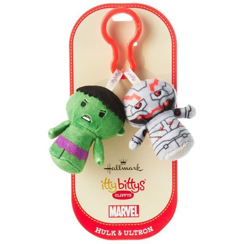 Itty Bitty® Clippy Hulk & Ultron