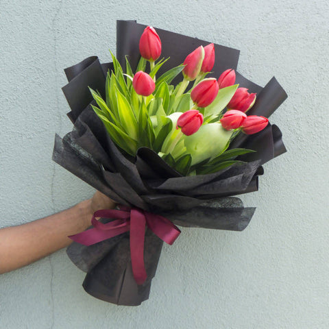 Dulip Flower Bouquet