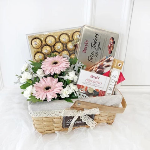 Chocolate Basket 18 (Kuala Lumpur Delivery Only)