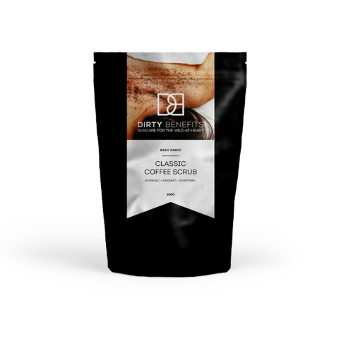 Classic Coffee Scrub (Refining, Radiant & Purifying)