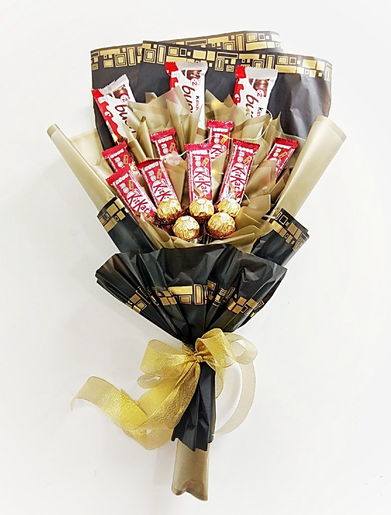 Love Forever Chocolate Bouquet