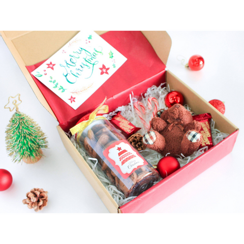 Santa Baby Christmas 2020 Gift Set (Klang Valley Delivery Only)