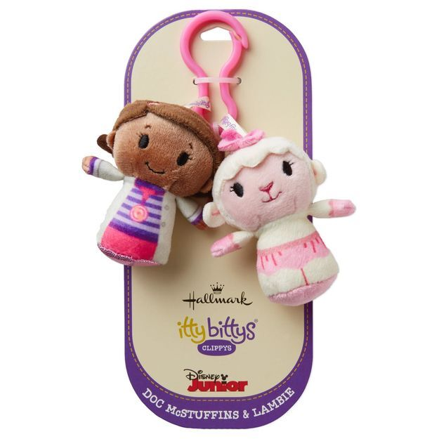 Itty Bitty® Clippy Doc McStuffins & Lambie