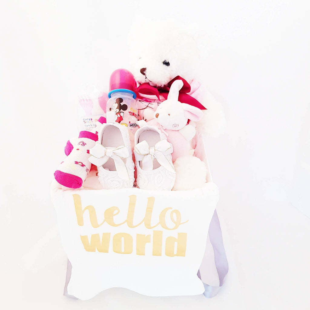 Hello World Gift Box (Nationwide Delivery)