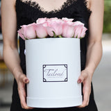 Elegant Tailored Flower Box