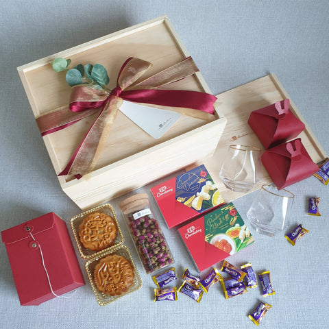 MOONCAKE FESTIVAL GIFT SET 10 (Klang Valley Delivery)