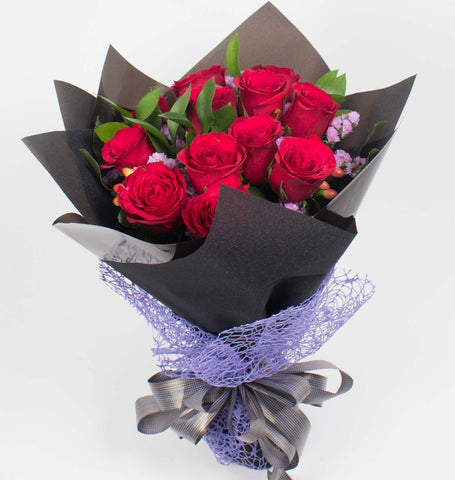 Rose Hand Bouquet 1 (Valentine's Special)