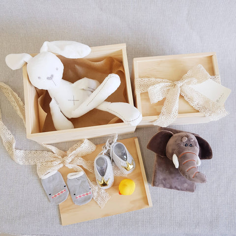 New Born Baby Gift Box 04 (Klang Valley Delivery)