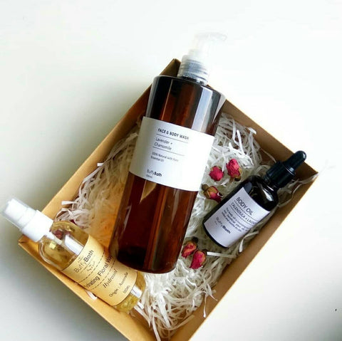 Luscious Body Care Box