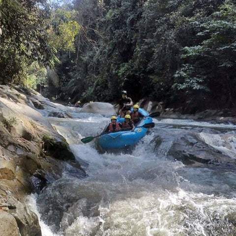 Whitewater Rafting at Kampar River (Grade I - III)