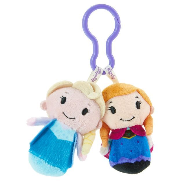 Itty Bitty® Clippy Elsa & Anna