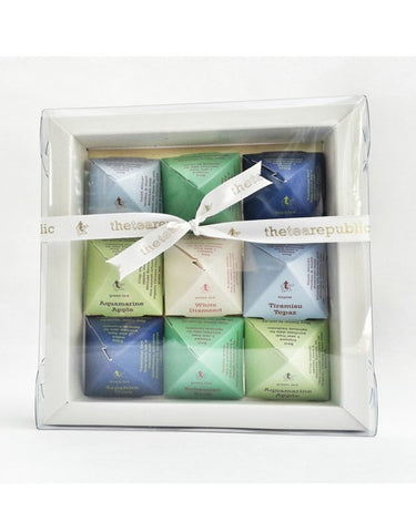 Tea Pyramid Gift Box - Tranquilitea