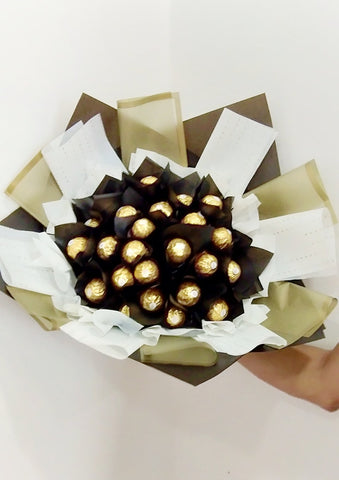 Ferrero Rocher Bouquet - Valentine's Day 2019