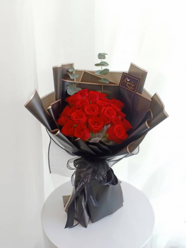 30 Red Roses (Negeri Sembilan Delivery only)