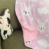 PREMIUM BLANKET - BUNNY ZONE (Klang Valley Delivery Only)
