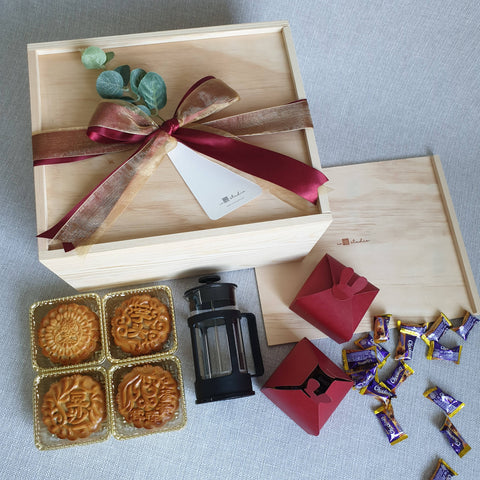MOONCAKE FESTIVAL GIFT SET 01 (Klang Valley Delivery)