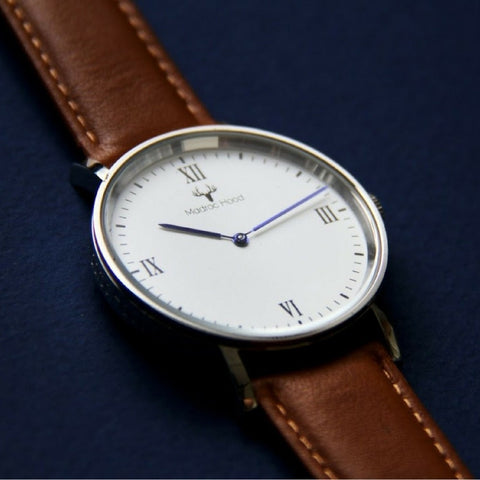 Minutes (Brown strap)