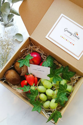 Over the Rainbow Fruit Box