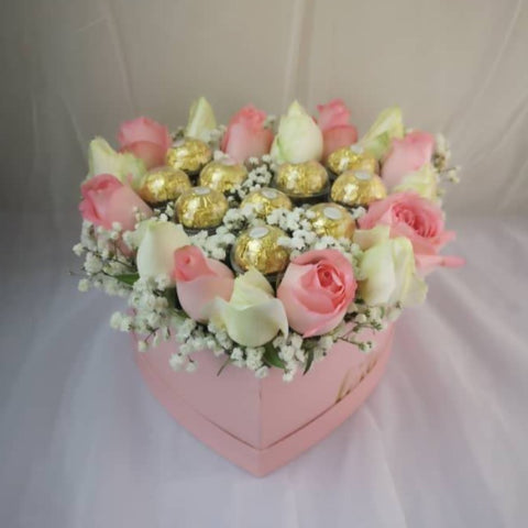 Pink Heart Box (Valentine's Day 2021)