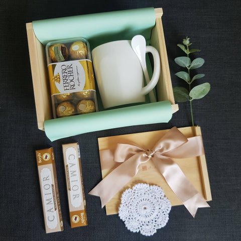 FOOD & BEVERAGE GIFT SET 06 (Nationwide Delivery)