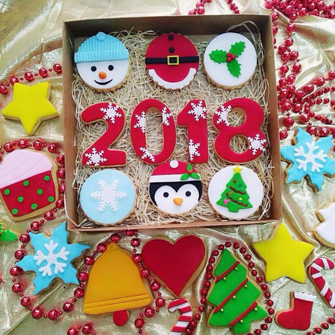 Holidays Cookies Set (Christmas Special)