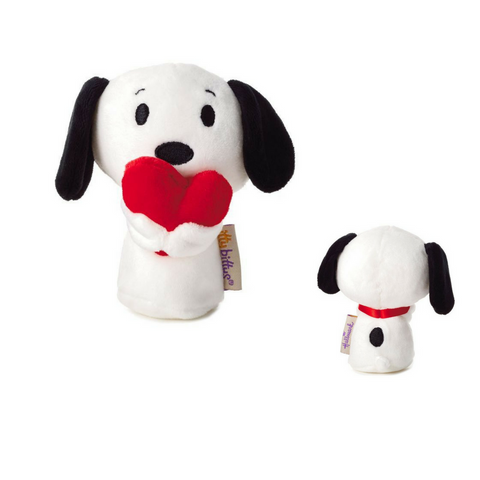 Itty Bitty® Snoopy Holding Heart