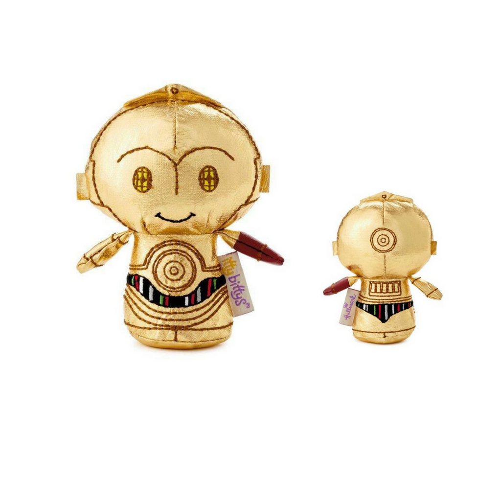 Itty Bitty® Star Wars C-3PO with Red Arm