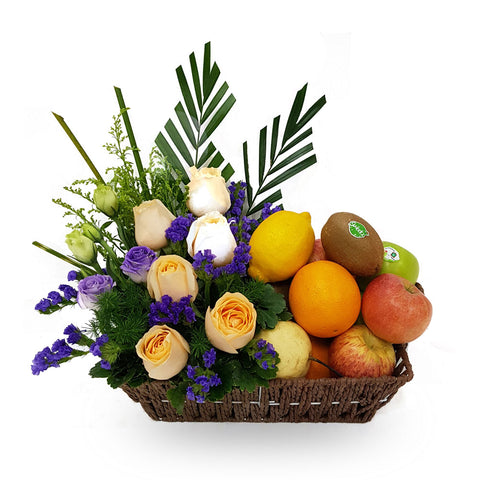 Healthy Grow Fruit Basket (Johor Bahru Delivery)