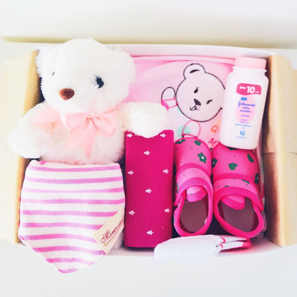 Teddy bear Gift Box (Nationwide Delivery)