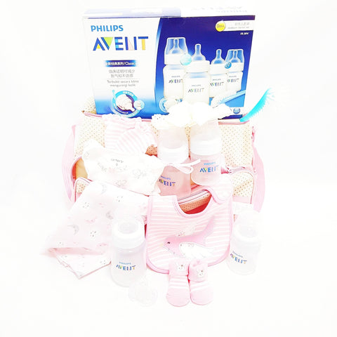 Baby Girl Combo Gift Set (Nationwide Delivery)