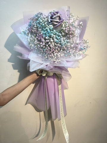 Dolce Respiro Del Bambino - Money Baby Bouquet (Johor Bahru Delivery only)