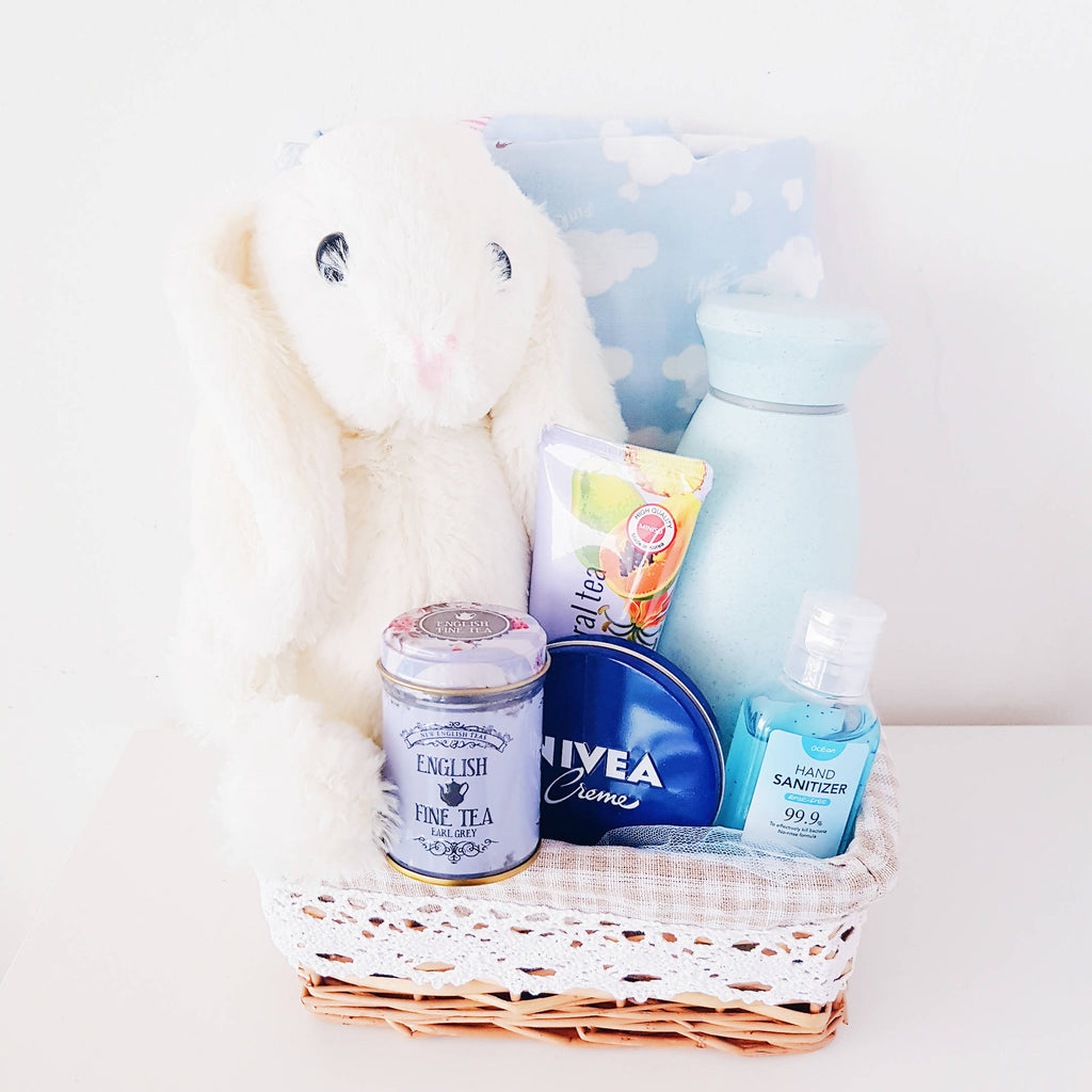 Nursing Mama Gift Box (Baby Boy)