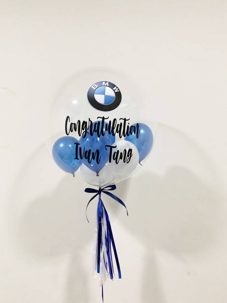 Congratulation Bubble Balloon