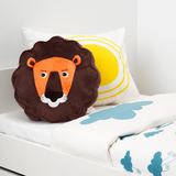 DJUNGELSKOG Lion Cushion