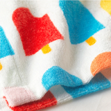 SJÖLEJON Bath Robe (Ice Lolly Stick Patterned)