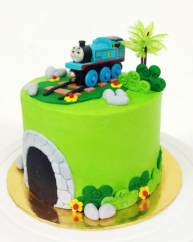 Thomas & Friends Design Cake