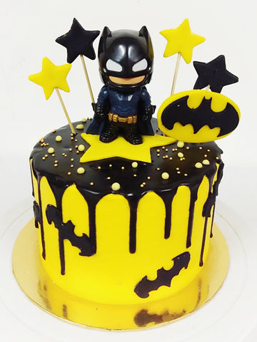 Batman Design Cake (Design B)